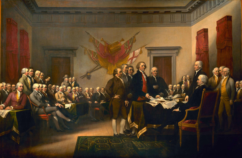signingdeclarationindependence
